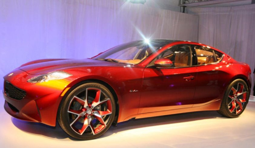 Set to be powered by a new range-extender engine using a BMW-sourced turbocharged 4-cylinder, the Atlantic is Fisker's first foray into the volume sales market. While the Karma was targeted at around $100,000 the Atlantic is expected to be half that.  Details are still scarce, but company founder Henrik Fisker has said the car will be targeted at cars like the BMW 3 Series and Audi A5, delivering similar levels of performance, interior comfort and luxury, as well as a similar price.