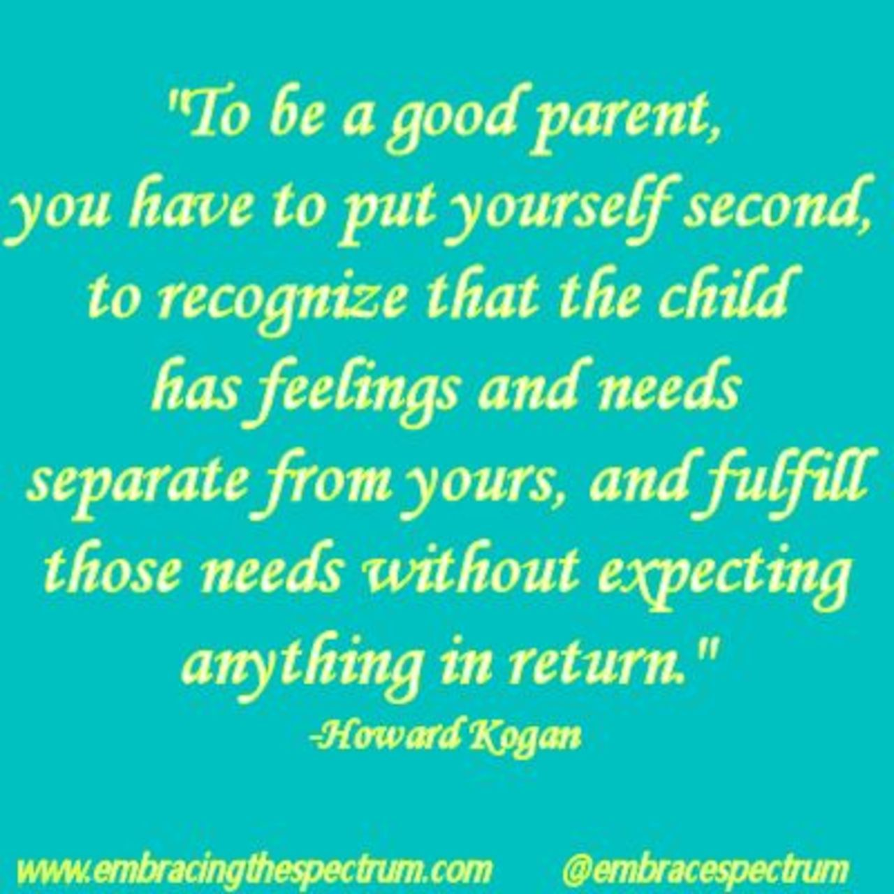 How Do You Put Quotes On Pictures: Putting Your Child's Needs First Is Always #doingitright