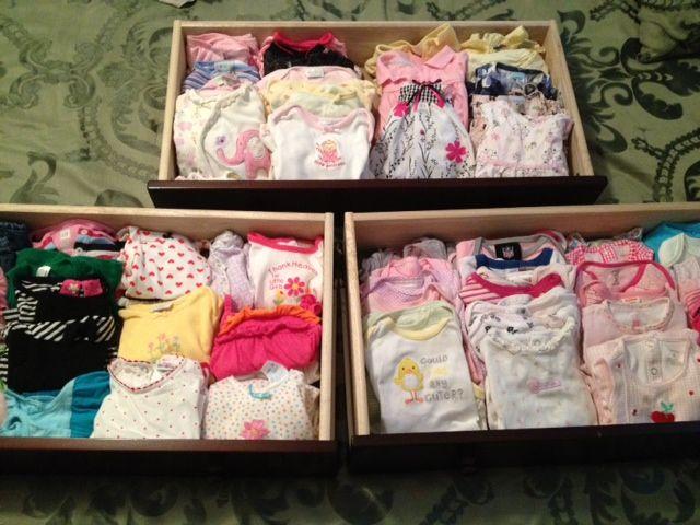Image Result For Baby Dresser Organization