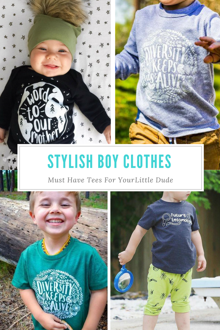 4e9c2dfc4 Stylish boy clothes for kids handmade by Evergreen Goods. Trendy hip ...