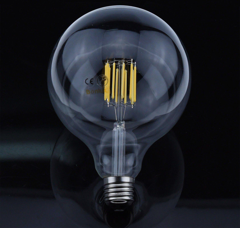 Sunlite Chimneyledaq12wdim22k Led Antique Filament Style 100w Equivalent Chimney Vintage Light Bulb With 2200k Vintage Light Bulbs Light Bulb Vintage Lighting