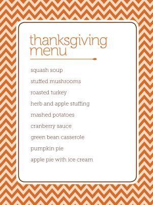 4 thanksgiving menus from hgtv magazine thanksgiving dinner
