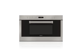 Wolf 30 E Series Professional Dropdown Door Microwave Oven