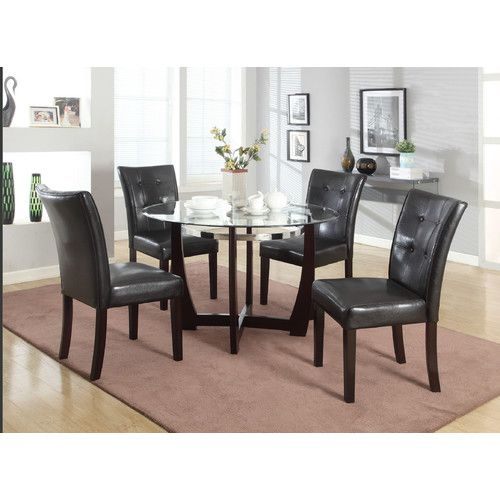 Found It At Joss Main 5 Piece Conway Dining Set Dining Table