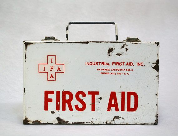 Inspirational Antique First Aid Cabinet