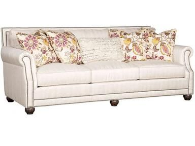 King Hickory Living Room Julianna Fabric Sofa 3000 At Schmitt Furniture  Company At Schmitt Furniture Company In New Albany, IN