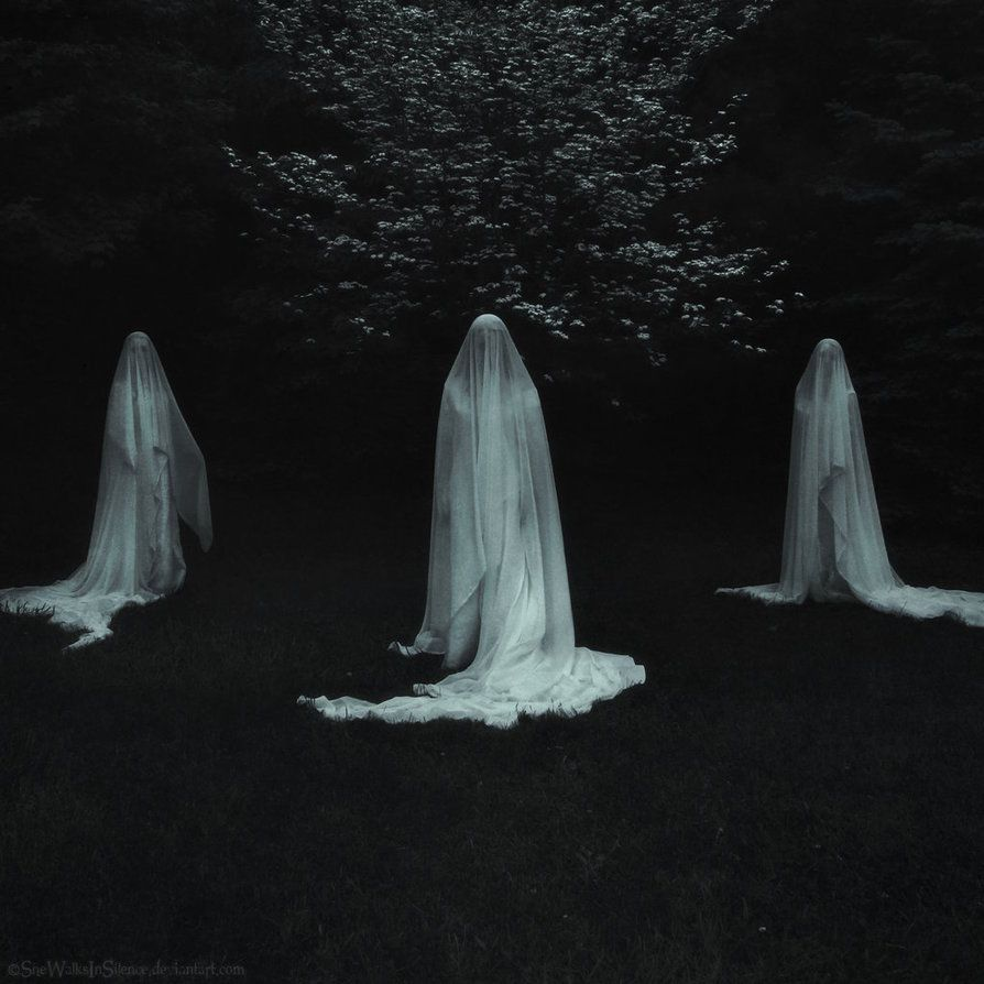 Dolly Macabre — narabean:   The Three Nornsby SheWalksInSilence