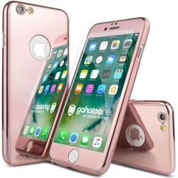 Photo of Mirror Fullbody 360 Protection Case von Casylt in Roségold für Ihr iPhone 6 Plus/6s Plus