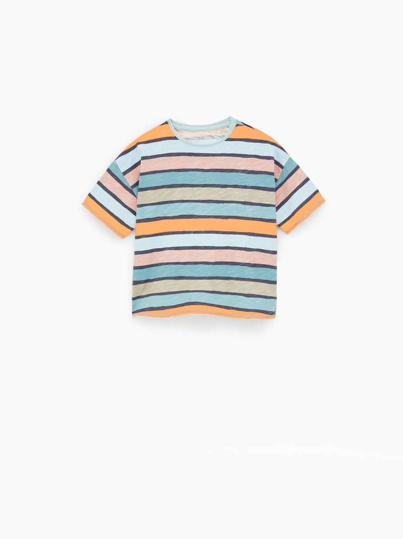 Camiseta Rayas Colores Con Imagenes Camisetas De Rayas