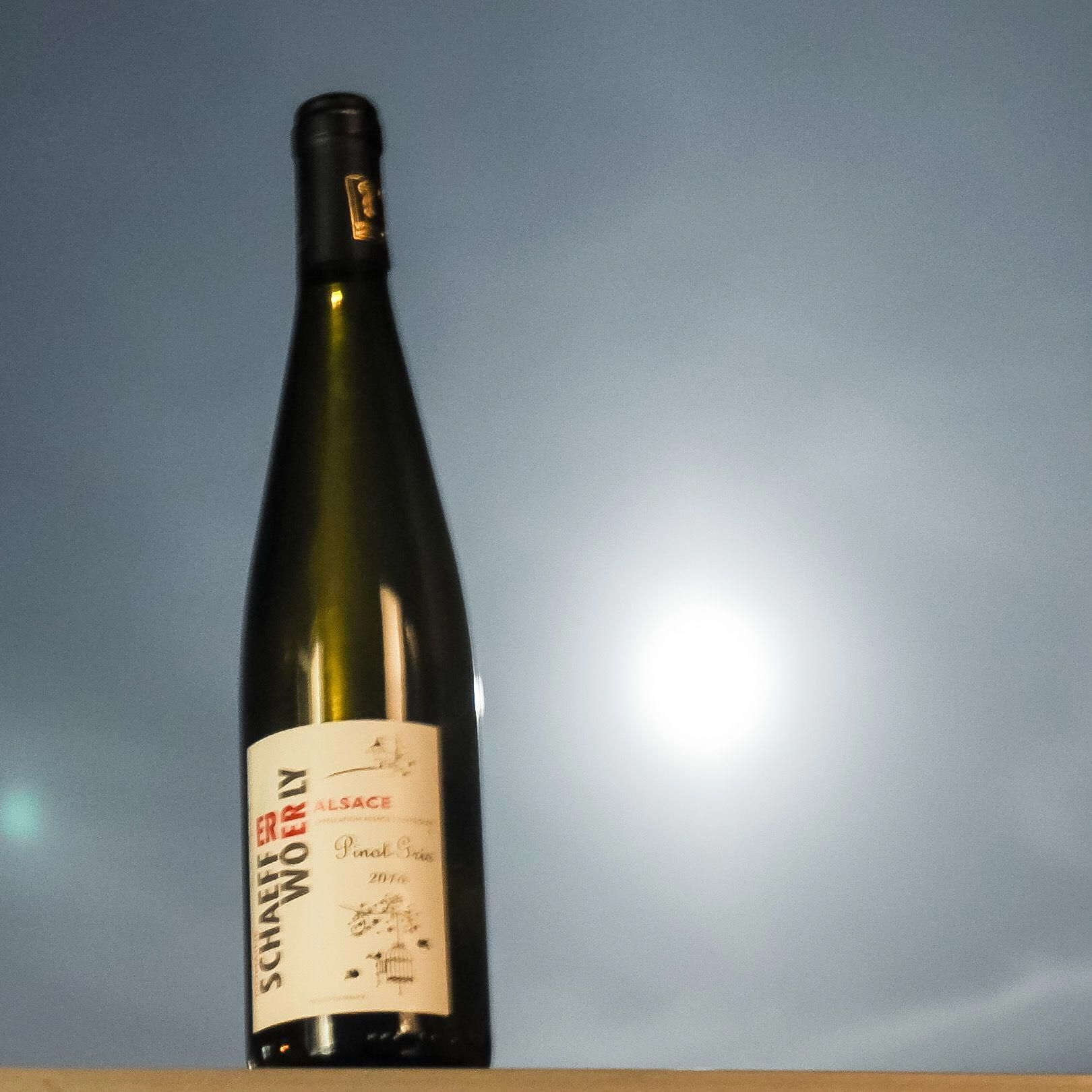 Pinot Gris Schaeffer Woerly Moonlight Frenchay Organic Vegan Bristol White Wine Alsace Wineglasses Wine Pinot Gris Pinot