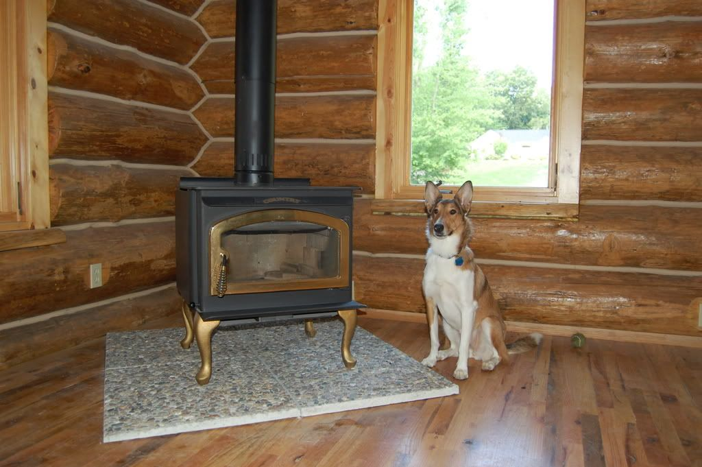 Need To Make A Hearth Pad For Wood Stove Great Lakes 4x4