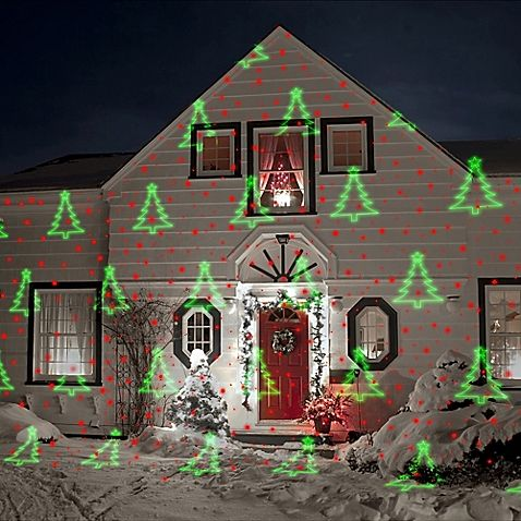 The Night Stars 5 Pattern Laser Light Allows You To Illuminate Your Home For The Holidays Decorating With Christmas Lights Laser Christmas Lights Laser Lights