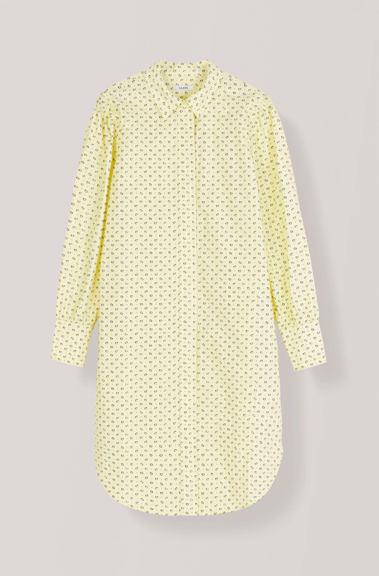 36edc1500af Bijou Shirt Dress, Anise Flower | GANNI | Cherry Bomb