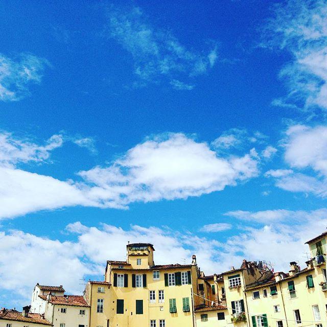 Piazza Anfiteatro, Lucca, Italia