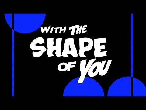 Ed Sheeran Shape Of You Major Lazer Remix Feat Nyla Amp Kranium Official Lyric Video Youtube Ed Sheeran Shape Of You Remix Major Lazer