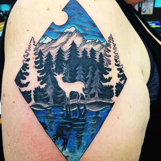 Portfolio Gary Loco Loco Tattoos Tattoo Shops In Everett Wa Tattoos