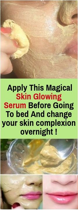 Do This For 15 Minutes Before Going To Bed, It Can Change Your Skin Complexion Overnight  #beautytip...