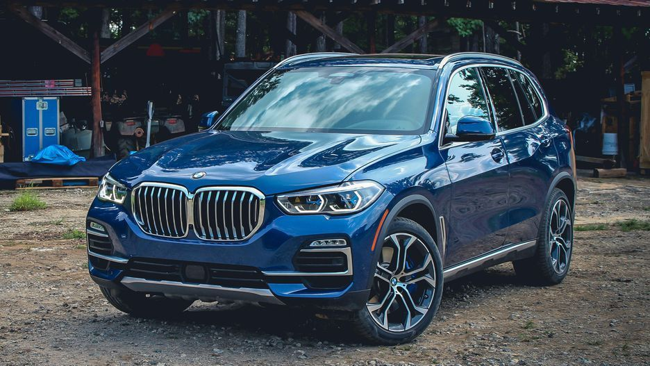 2019 Bmw X5 Similar Appearance But A Huge Helping Of New Tech