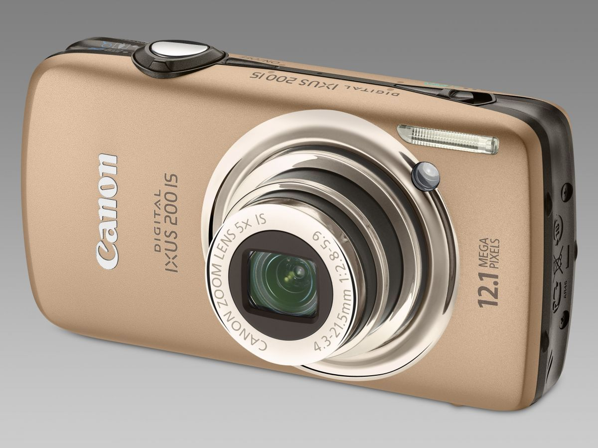 Canon IXUS 200 IS review | An excellent touchscreen snapper from Canon, plus a great range of features Reviews | TechRadar