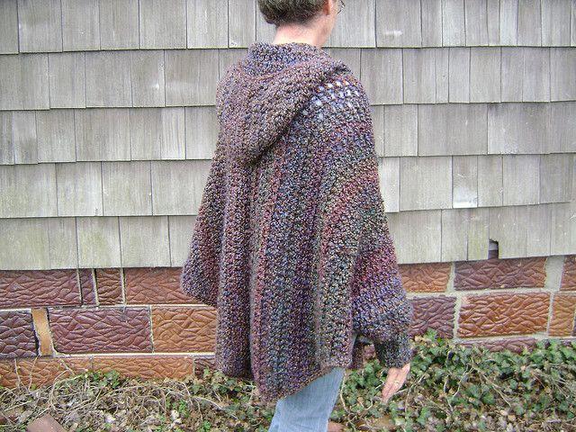 Cuffed Shawl Pattern By Shelle Hendrix Crochet Pinterest Shawl