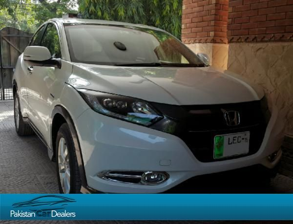 Honda Vezel is a Car from Saad - The Car Dealer in Lahore