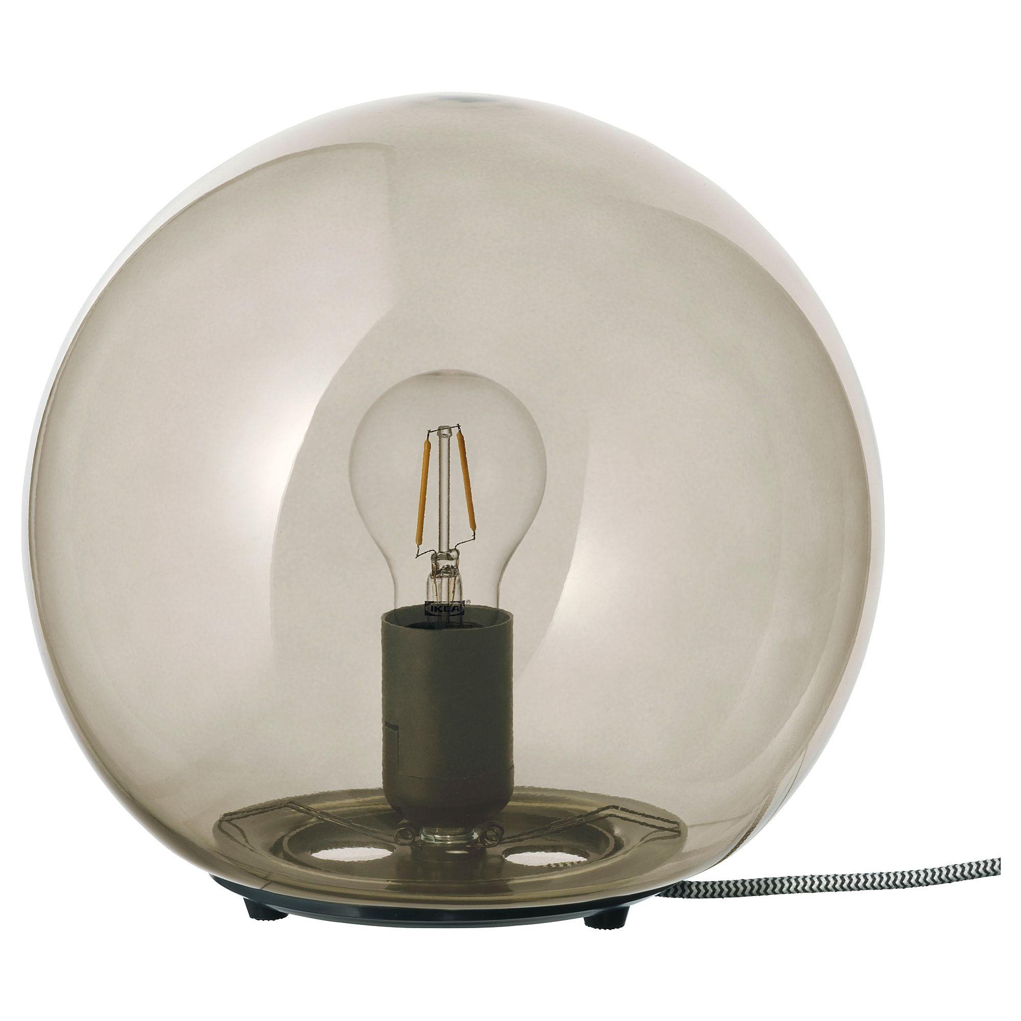 Fado Table Lamp Gray 10 25 Cm Lampes De Table Lampe De Chevet Design