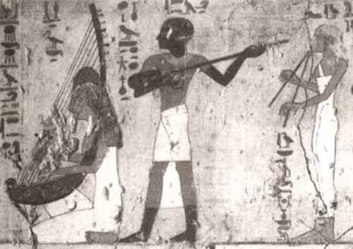 Amenemhet I   ... rinvenuto nella tomba di Amenemhet, databile alla XVIII dinastia