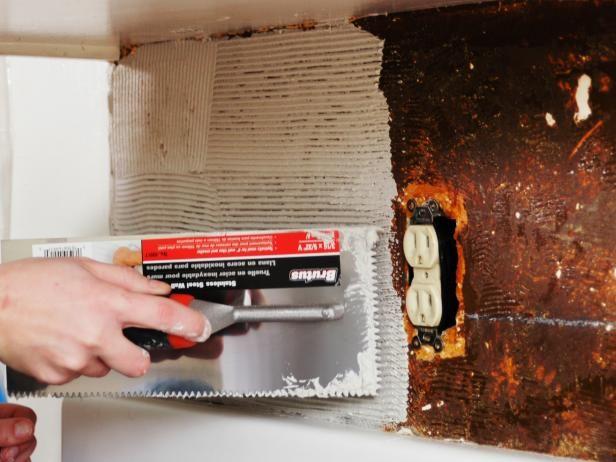 How to Install a Tile Backsplash Kitchen upgrades, Tile