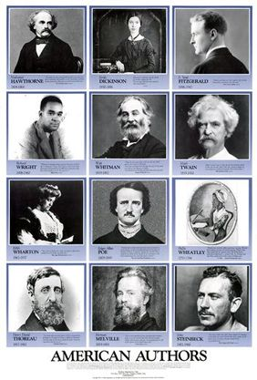 classic american authors