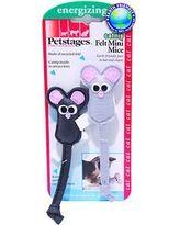 Catnip Felt Mini Mice Toy