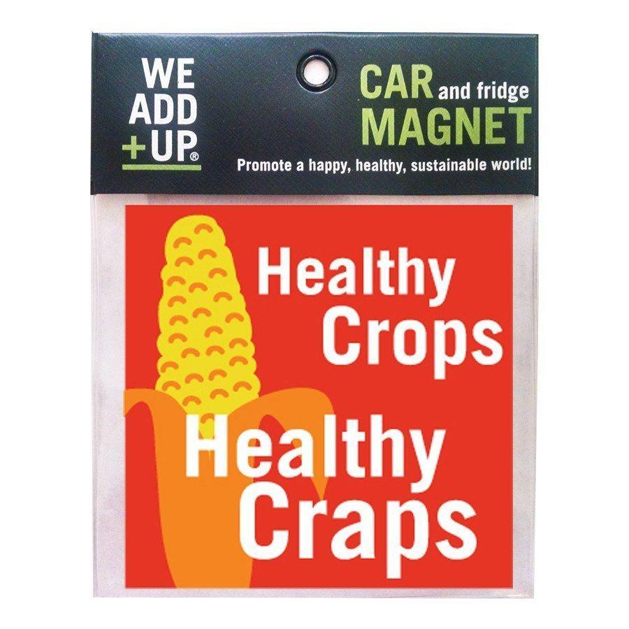Healthy Crops Magnet