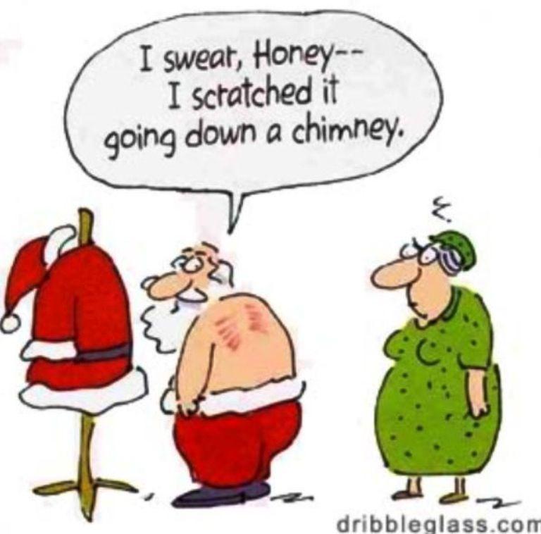 Santa Humor Funny Christmas Jokes Funny Christmas Cartoons Christmas Humor