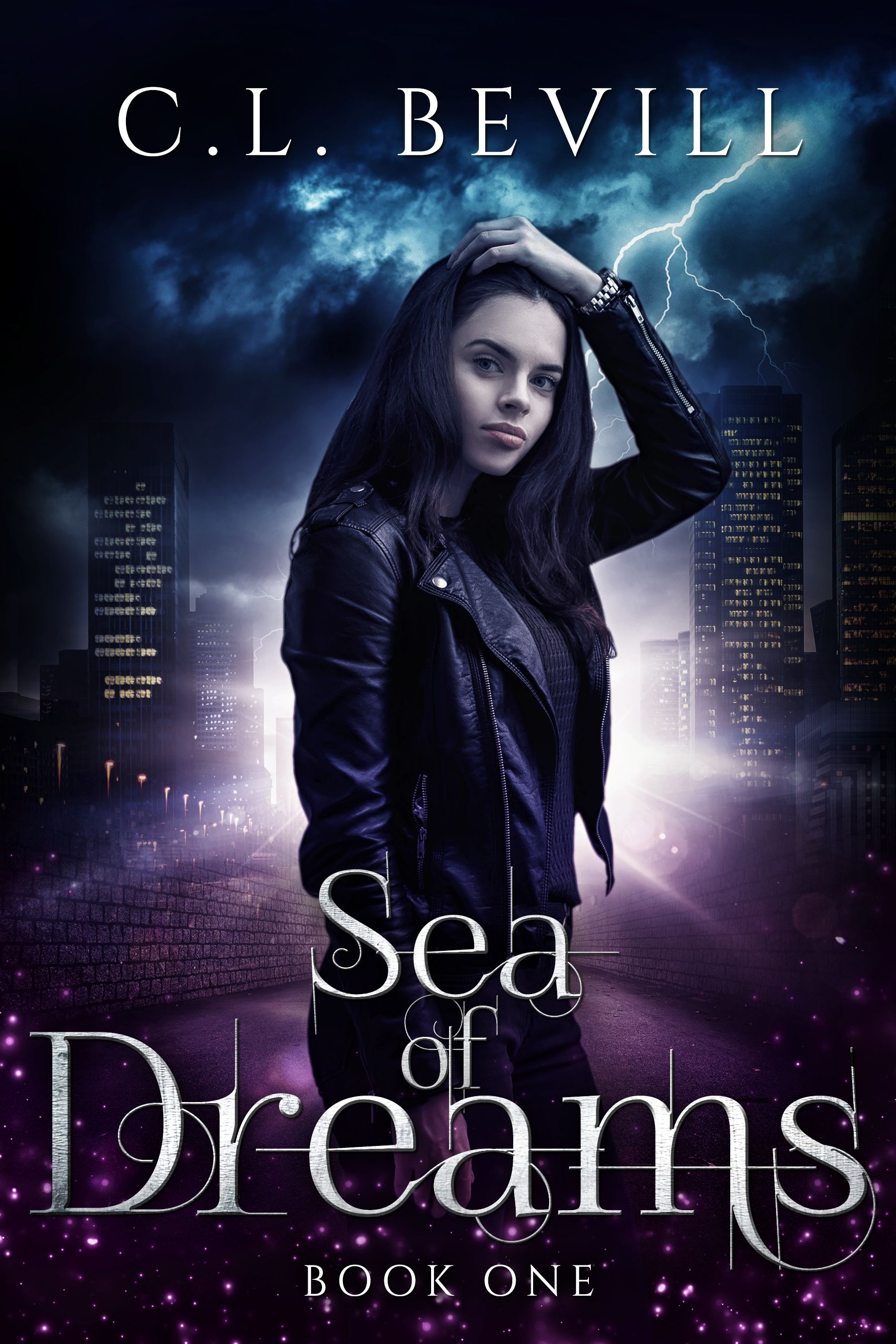 Book Cover Fantasy Explanation : Paranormal urban fantasy book cover design by milo