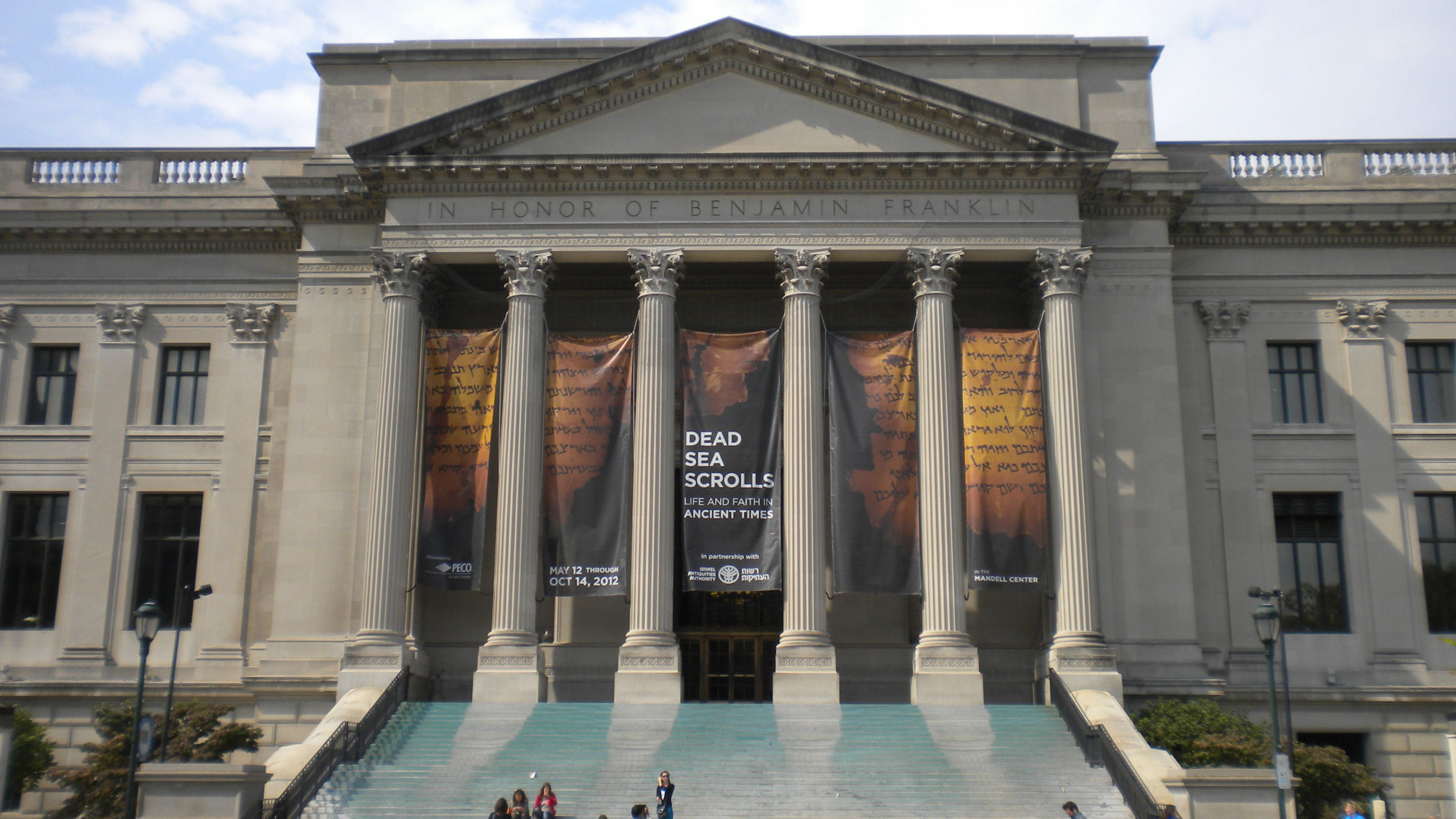 The Franklin Institute Is A Science Museum And Center Of