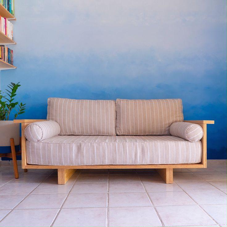 diy tatame sofa diy m bel todaypin deco chambre. Black Bedroom Furniture Sets. Home Design Ideas