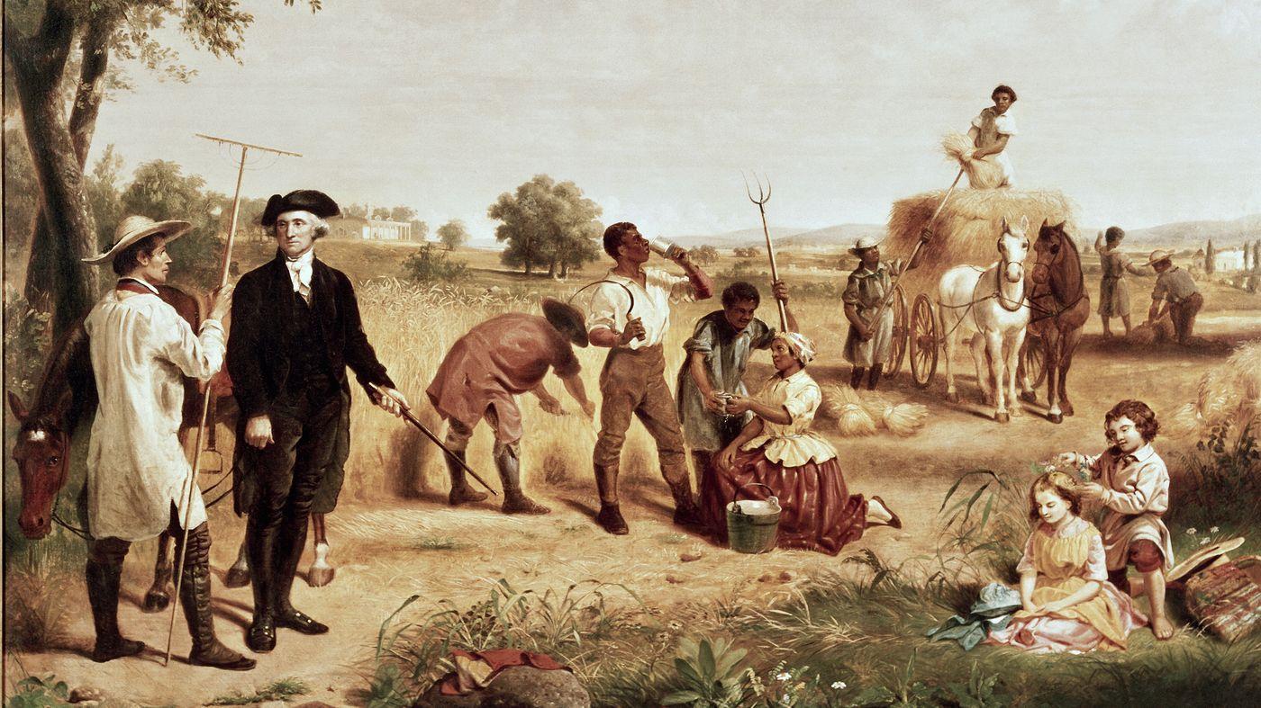 Why Schools Fail To Teach Slavery's 'Hard History' in 2020
