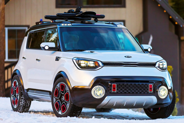 2019 Kia Soul Redesign Price Interior And Specs Kia Soul Kia Awd