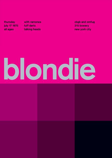 Blondie (Mike Joyce)