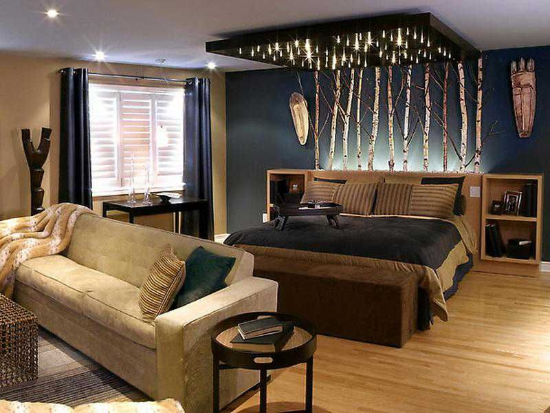 lovely Artsy Bedrooms Part - 13: The Astonishing Artsy Bedroom Ideas: Natural Artsy Bedroom Ideas Designs