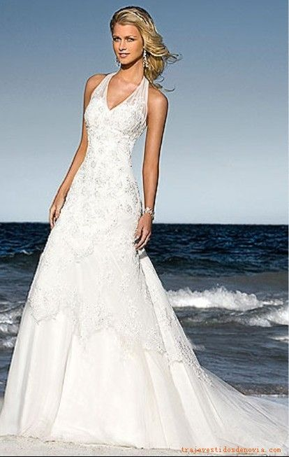 There Are Some Places To Shop For Casual Beach Wedding Dresses Description From Wedwebtalks I Searched This On Bing Images