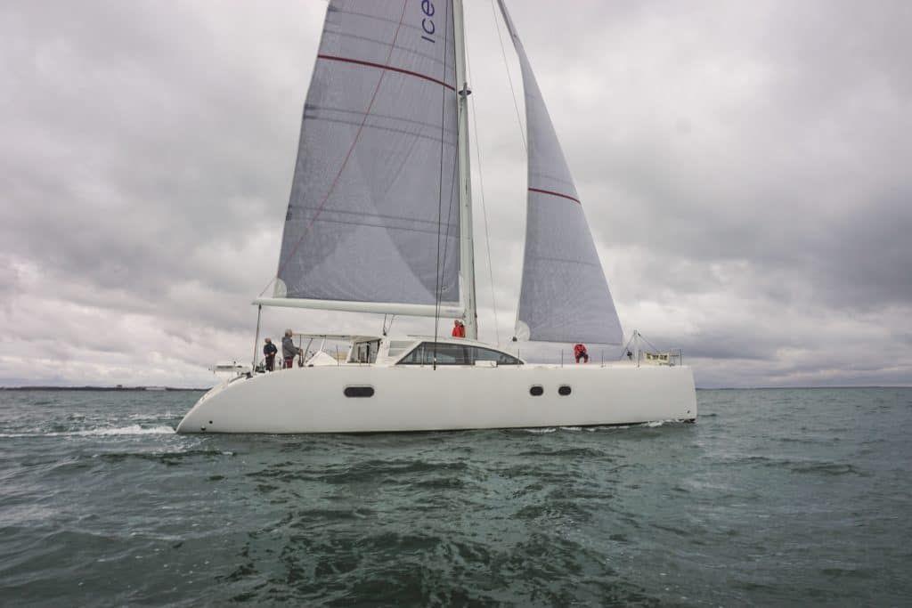 Icecat 61 Schneller Katamaran Sail24 Com Katamaran Segeln Yachten