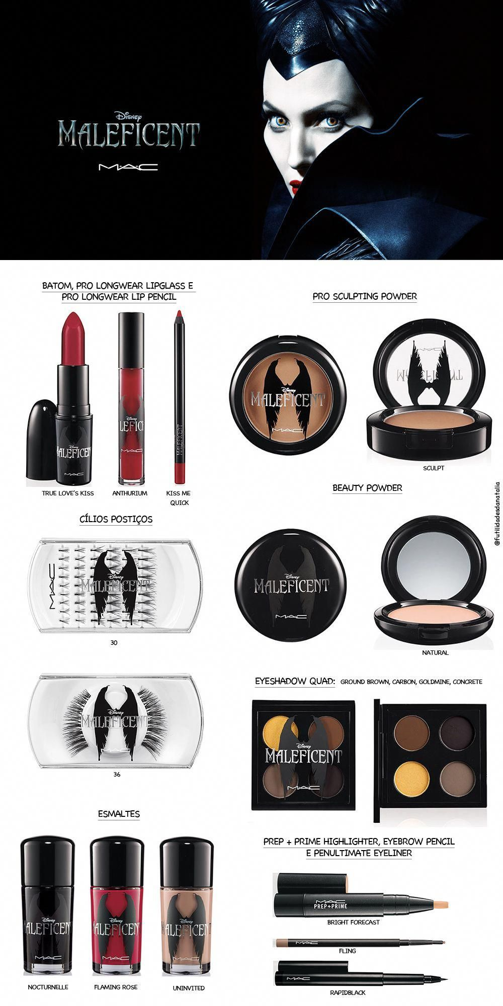 Slay the Ultimate Halloween Look with MAC's 'Maleficent
