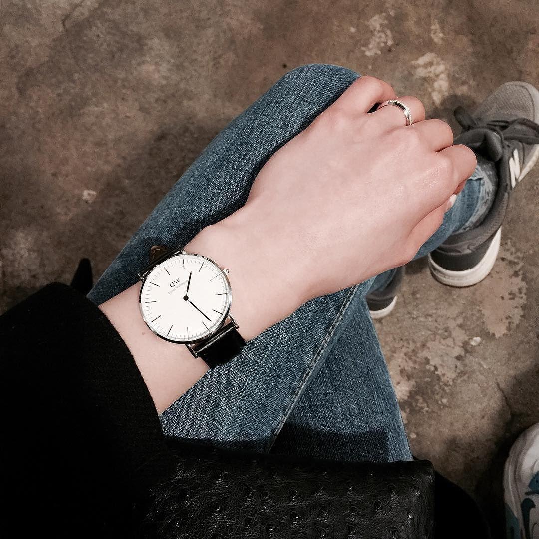 요즘은 커피한잔 마시는데도 긴 기다림이 필요하다... #데일리그램#다니엘웰링턴#danielwellington#dw#망원동#일상스타그램 by rami_cloe