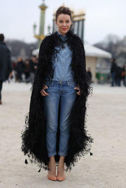 {style muse} Ulyana Sergeenko's Romantic Style | TheFashioniStyle
