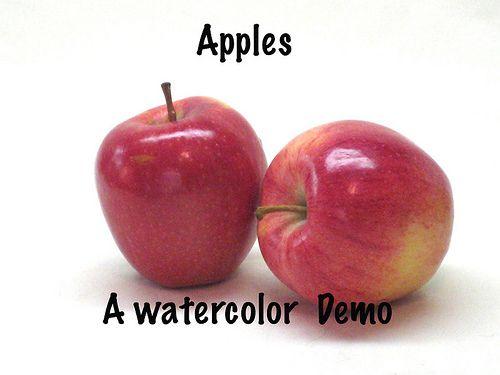Apples - a demo
