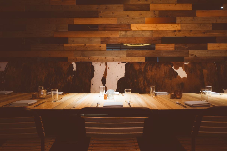 Moxie Restaurant Featuring Maine