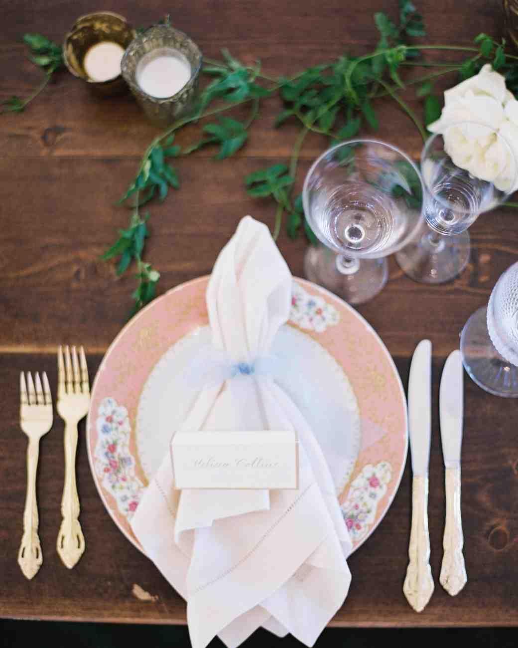 An Elegant Garden Wedding Near Baltimore Martha Stewart Weddings