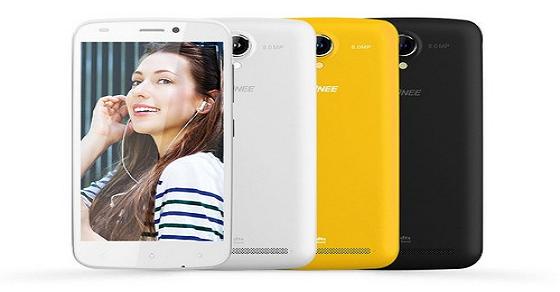 Điện thoại Gionee V5 với thiết kế đẹp và cấu hình tốt nhất