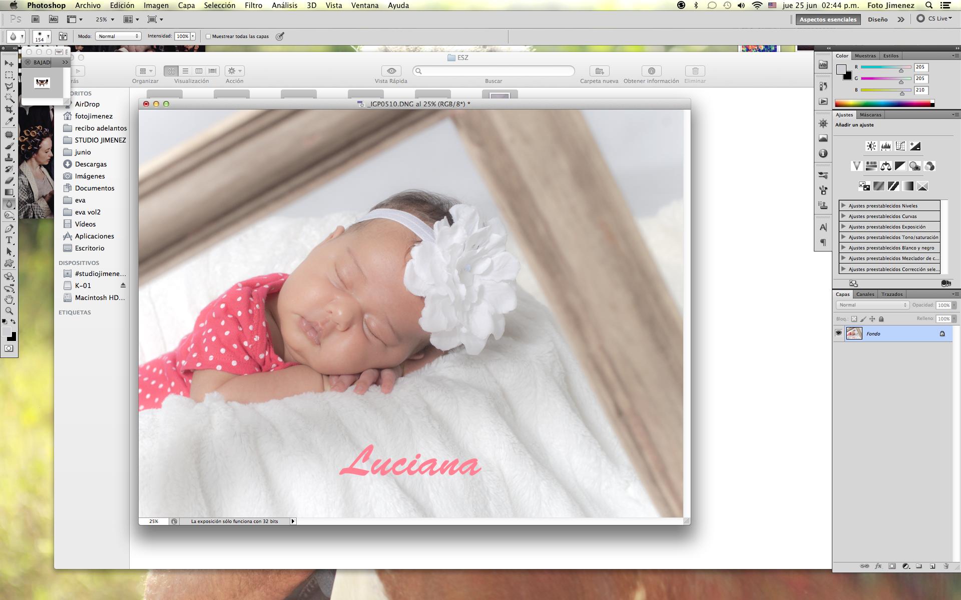 nueva idea de agregar detalles de molduras dentro de la fotografías