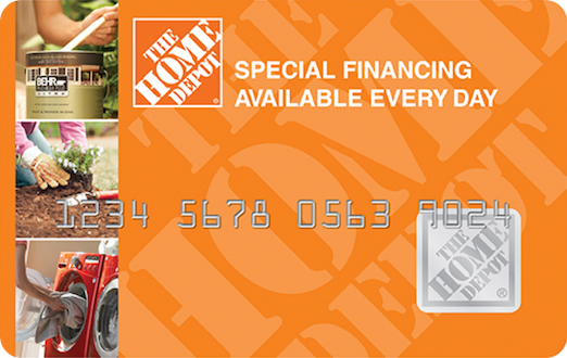 HD Card Home depot credit, Home depot Credit